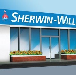 Sherwin-Williams Store Front