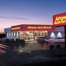Advance Auto Parts Store Front
